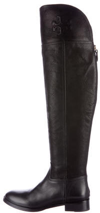 Tory BurchTory Burch Simone Over-The-Knee Boots w/ Tags
