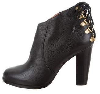 Steven Alan Round-Toe Ankle Boots
