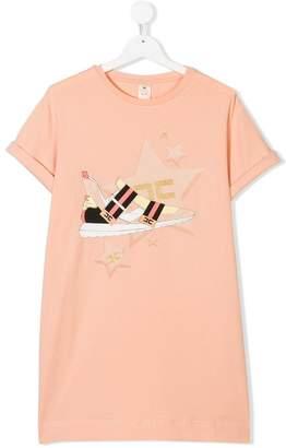 Elisabetta Franchi La Mia Bambina TEEN printed T-shirt