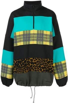 Balenciaga Oversize chemey sweatshirt