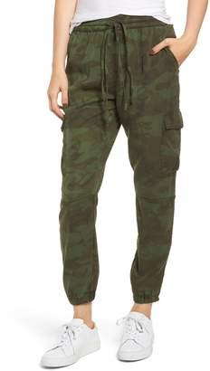 Pam & Gela Camo Utility Pants