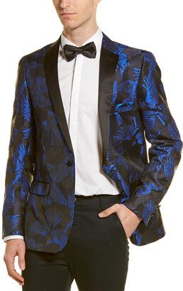 Paisley & Gray Osborne Tuxedo Jacket