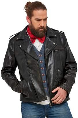Almost Vintage Leather Jacket
