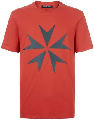 Neil Barrett Military Star T-Shirt