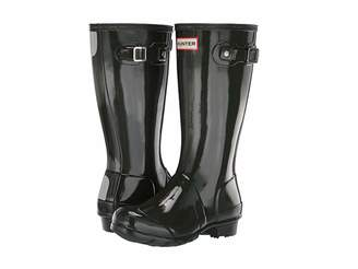 Hunter Original Kids' Gloss Rain Boot (Little Kid/Big Kid)