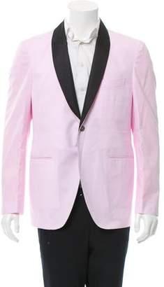 Michael Bastian Shawl Collar Tuxedo Blazer