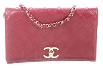 Chanel Quilted Flap Chain Bag gold Quilted Flap Chain Bag