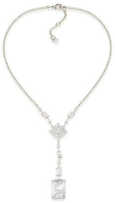 Carolee Pave Bridal Y-Necklace