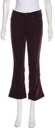 Rag & Bone Cropped Mid-Rise Pants