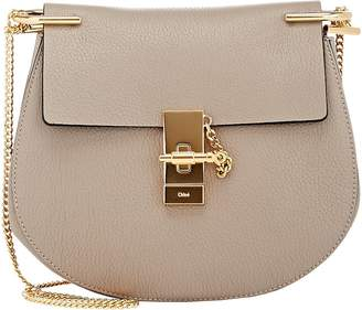 Chloé Women's Drew Small Leather Crossbody Bag