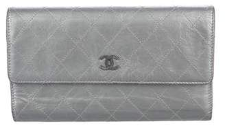 Chanel CC Continental Wallet