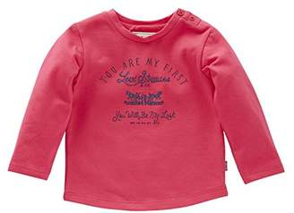 Levi's Baby-Girls Long Sleeve Bonny T-Shirt,(Manufacturer Size:12 Months)