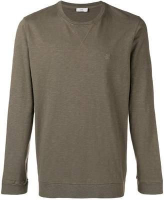 Closed crew neck sweatshirt