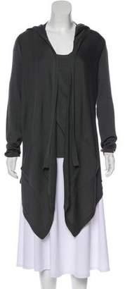Akris Silk Knit Cardigan Set