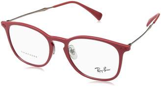 Ray-Ban Men's 0RX 8954 5758 50 Optical Frames