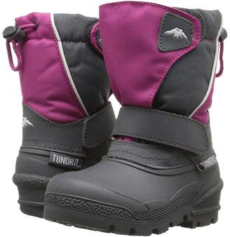 Tundra Boots Kids Quebec Girls Shoes