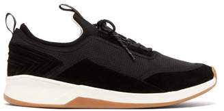 Paul Smith Mookie Suede Trainers - Mens - Black