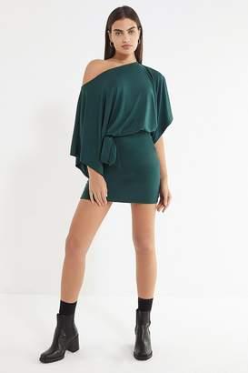 Urban Outfitters Sonya Tie-Waist Blouson Dress