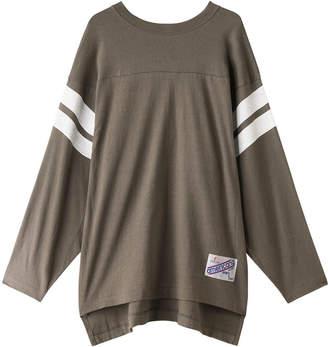 Americana (アメリカーナ) - アメリカーナ 丸胴ラフィー天竺フットボールTシャツ