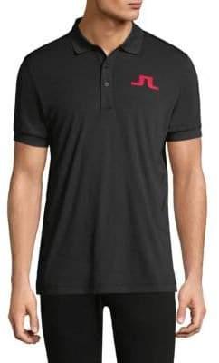 J. Lindeberg Bridge Regular-Fit Jersey Polo