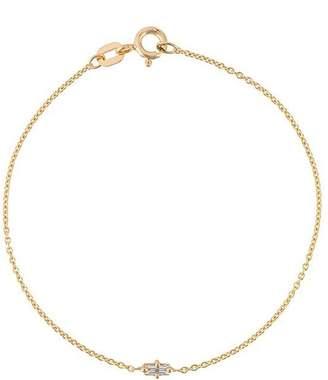 Wouters & Hendrix Gold Baguette 18kt gold diamond bracelet