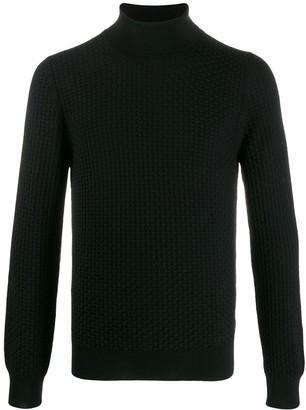 Tagliatore turtle neck sweater