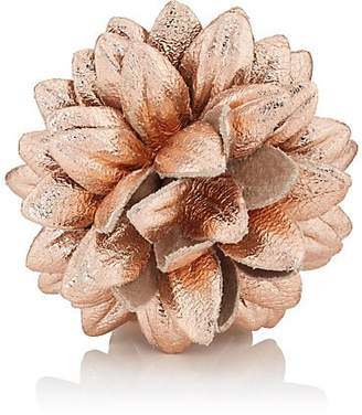 Dahlia Fleur'd Men's Lapel Flower - Rose
