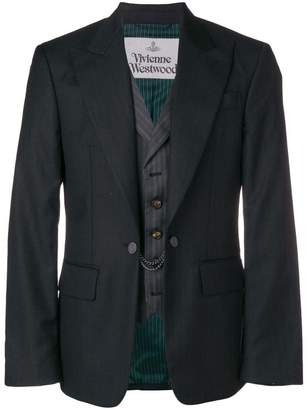 Vivienne Westwood classic striped blazer