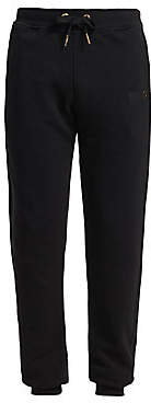 True Religion Men's Blocked Cotton Jogger Pants