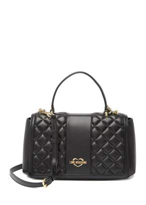 Love Moschino Borsa Quilted Shoulder Handbag