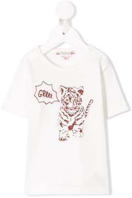 Bonpoint tiger print T-shirt