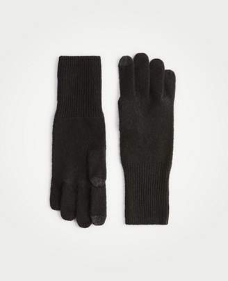 Ann Taylor Cashmere Tech Gloves