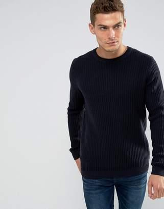 Tokyo Laundry Reverse Knit Sweater