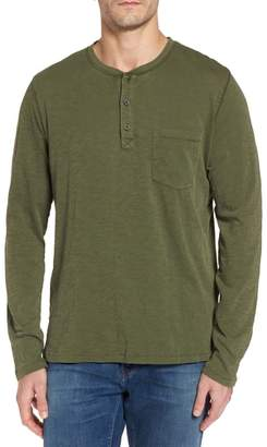UGG Long Sleeve Henley T-Shirt