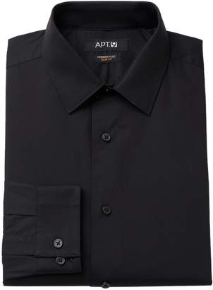 Apt. 9 Men's Apt. 9? Premier Flex Extra-Slim Fit Flex Collar Dress Shirt