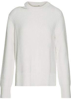 Rag & Bone Cutout Merino Wool Sweater
