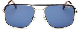 Carrera Men's 152/S Brow Bar Aviator Sunglasses, 60mm