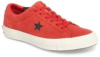 Converse Chuck Taylor(R) All Star(R) One Star Low-Top Sneaker (Women)