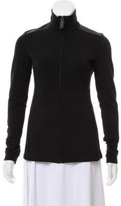 Prada Sport Lightweight Zip-Up Jacket