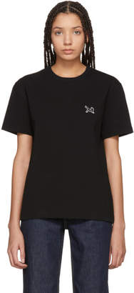 Calvin Klein White Embroidered Brooke T-Shirt
