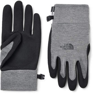 660b9edd6f4 at Mr Porter · The North Face Etip Grip and Tech-Fleece Gloves - Gray