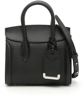 Alexander McQueen Leather Heroine 21 Bag