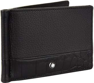 Montblanc Bilfold Wallet with Money Clip