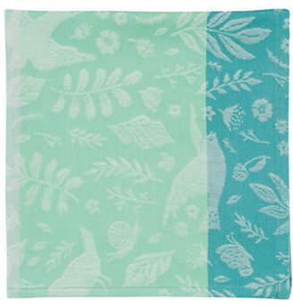 Now Designs Meadowlark Jacquard Four-Piece Napkins