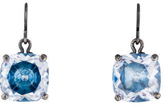 Bottega Veneta Bottega Veneta Cubic Zirconia Drop Earrings