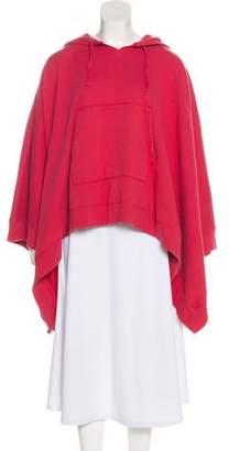 Ralph Lauren Hooded Oversize Poncho