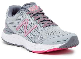New Balance 680v5 Running Sneaker - Wide Width Available