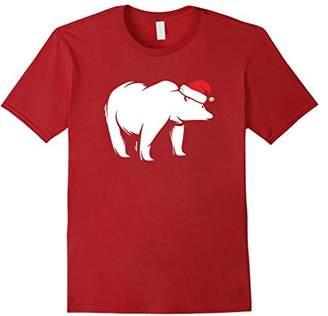 Santa Bear Christmas Family Matching Pajamas Shirt