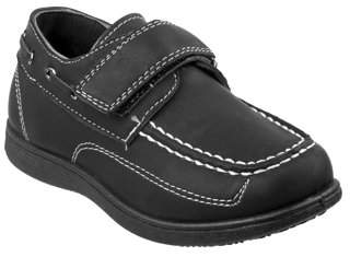 Josmo Hook & Loop Toddler Boys Boat Shoes