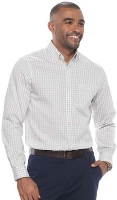 Dockers Men's Classic-Fit Comfort Stretch Button-Down Shirt
